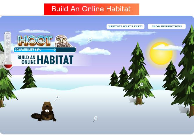 Habitat and Adaptation (Games) : Biology : Class 6 : Amrita