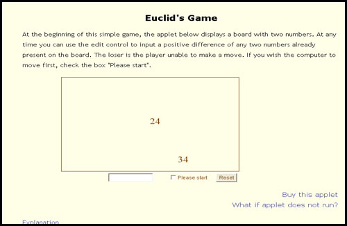 Introduction to Euclid's Geometry (Games) : Maths : Class 9 : Amrita