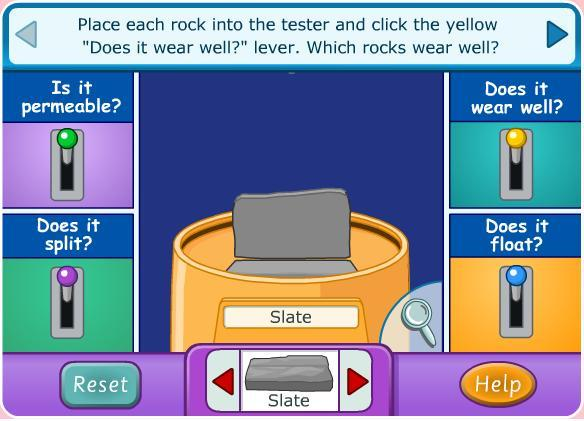Soil Types and its Properties (Games) : Chemistry : Class 7